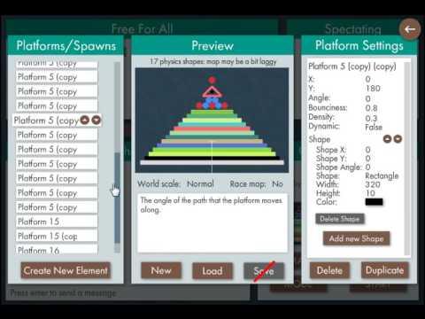 Como Fazer O Mapa Piramide No Bonk.io - Novas Ideias!