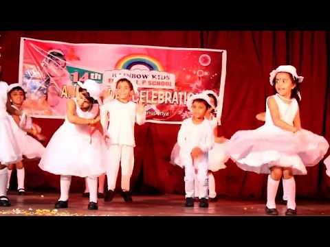 Good morning daddy good morning mummy group dance by rivel SUMITH & team