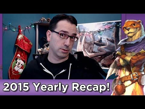 The Bog Vlog ► 2015 Year in Review