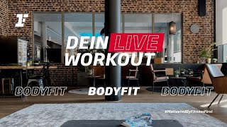 Fitness First Live Workout - BodyFit mit Katha