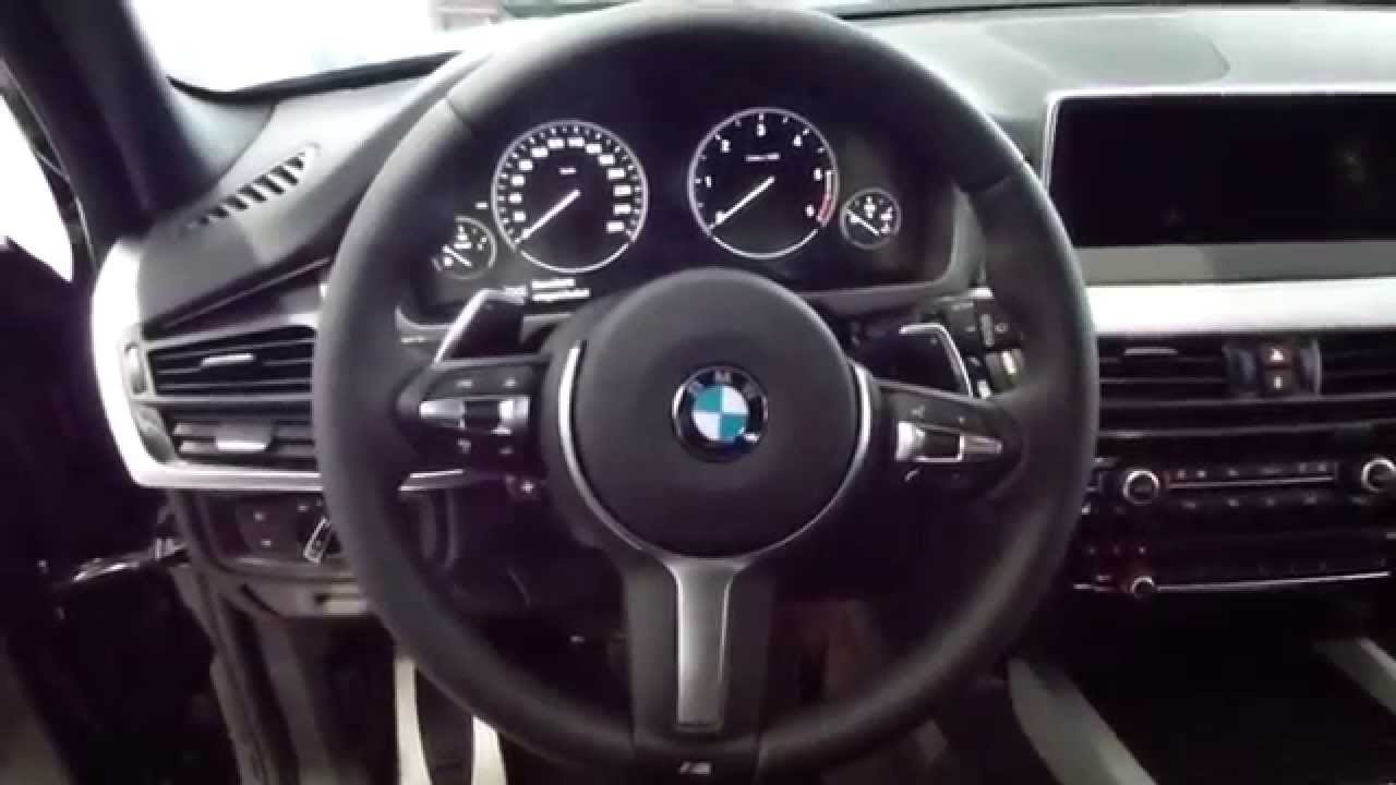 2014 BMW X5 XDrive 40d M Sport 313 Hp Exterior Interior See Also Playlist