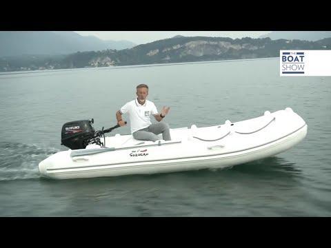 [ITA]  SUZUKINO 380 - Review - The Boat Show