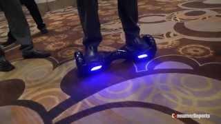 Мини сигвей на выставке в Лос-Анджелесе CES 2015(http://segway.skido4ki.ru/UA - мини сигвей в Украине http://segway.skido4ki.ru - мини сигвей в России Mini Segway (smartway, io hawk) - новый тренд,..., 2015-06-18T15:25:09.000Z)