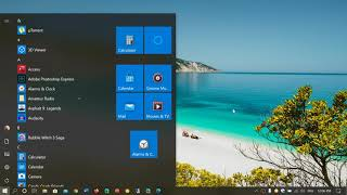 Windows 10 LIVE TILES Going away in 20H2 February 26th 2020