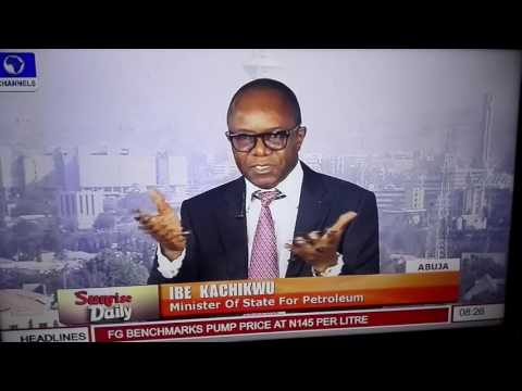 The minister of Petroleum explanation on the removal of fuel subsidy