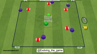 Henry - back2back goals game  - ANIMATION 2