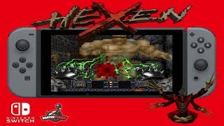 Hexen & Hexen II for Nintendo Switch (Homebrew)