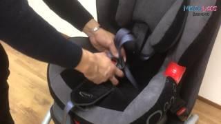 Autostoel monteren: 4Baby Weelmo (9-25kg) - MamaLoes Babysjop