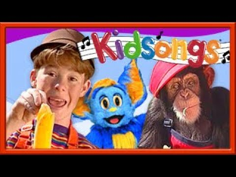 Kids Songs | Yes, We Have No Bananas | Songs for Kids | Silly Songs | PBS Kids | Kidsongs TV Show