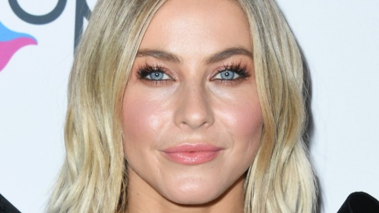 Julianne Hough Gets Real About Her Troubling Health Diagnosis
