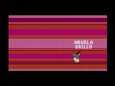 """[ 🎬 CINE EN CASA 🏡 ] Cortometraje: """"Abuela Grillo"""""""