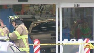 Truck Crashes Into Iowa WalMart, Three Dead