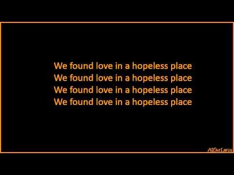 rihanna---we-found-love- -lyrics-+-download