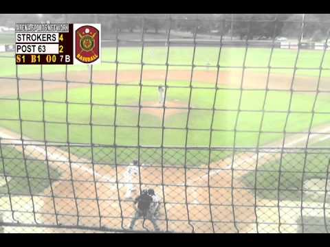CAPE POST 63 V. SEMO STROKERS - 6/25/14 (7TH INN)