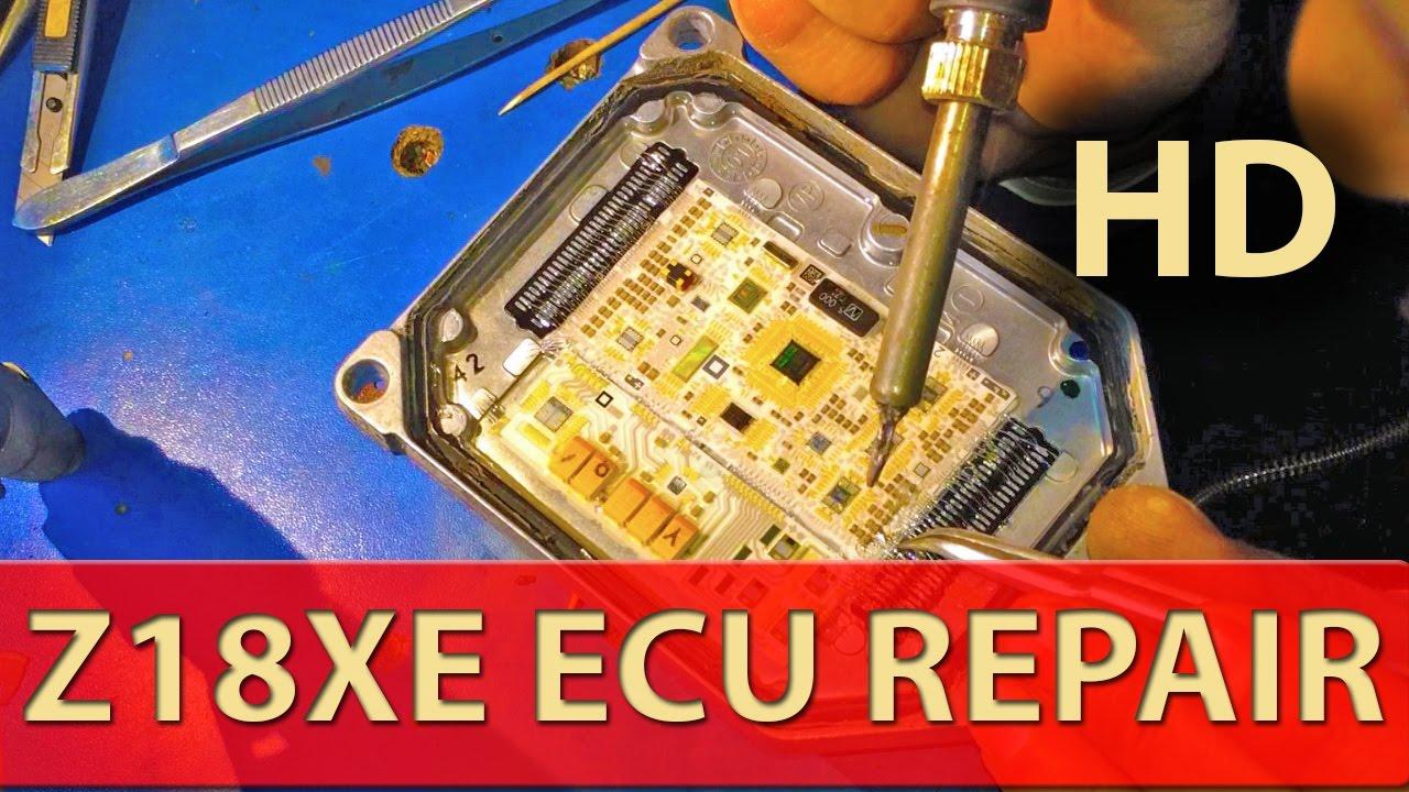 opel vauxhall ecu repair zafira astra g z18xe vauxhall 5wk9 p0340 rh youtube com Audi ECU Schematic 2G DSM ECU Pinout