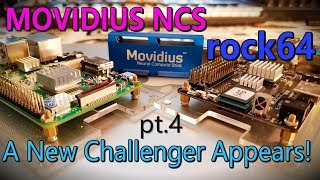 Deep Learning with Movidius NCS (pt.4) Installing NCSDK on a Rock64