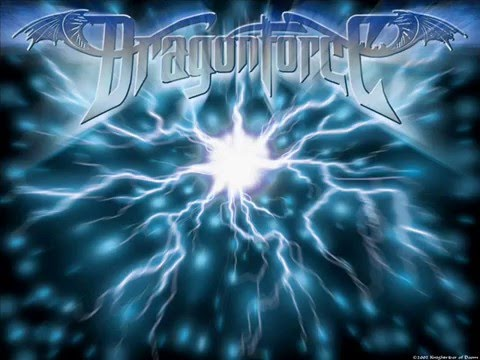 Dragonforce through the fire and flames video