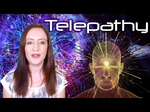 How To Become Telepathic & How To Perform Telepathy Yourself. YOU CAN!