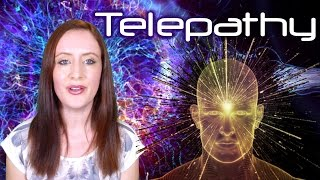 How To Become Telepathic & How To Perform Telepathy Yourself. YOU CAN! | Nicky Sutton
