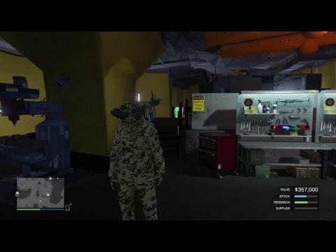 """GTA V"" Money glitch - Modded Capture 1.41"