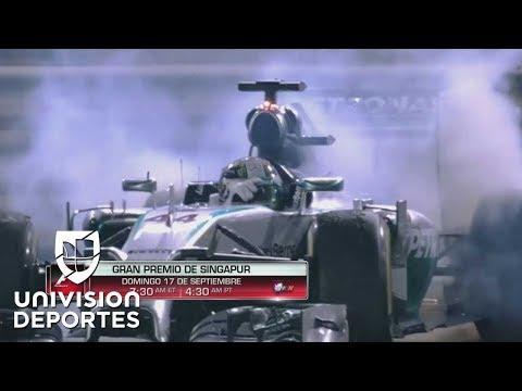 GP de Singapur: Hamilton a defender su liderato y Vettel obligado a ganar