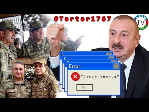 """16.4.21: İlham Əliyevin """"dəmir yumruq""""unu Tərtərdə.... - AzerFreedom TV"""
