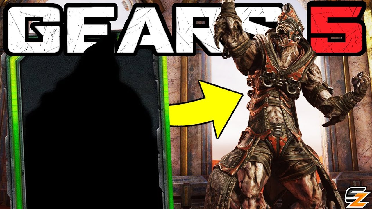 GEARS 5 News - NEW Locust Kantus Character, Simple Omen Update & NEW Content Delayed! thumbnail