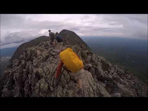 Mount Katahdin  - Hiking the Knife