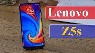 Новый смартфон Lenovo Z5s обзор и опыт пользования