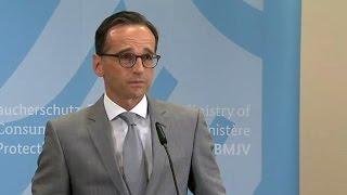 netzpolitik.org - Hier entlässt Heiko Maas den Generalbundesanwalt