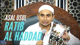 Download Mp3 Asal Usul Ratib Al Haddad - Habib Muhammad Al Habsyi
