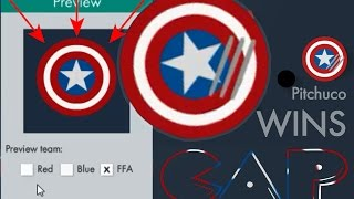 بونك.يو//كيفية جعل البشرة لمدة درع كابتن أمريكا// كيفية جعل كابتن أميركا قذيفة الجلد