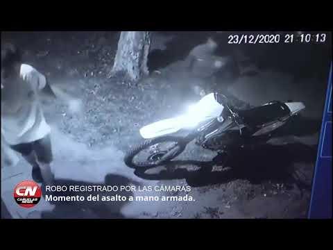 Robo de una moto