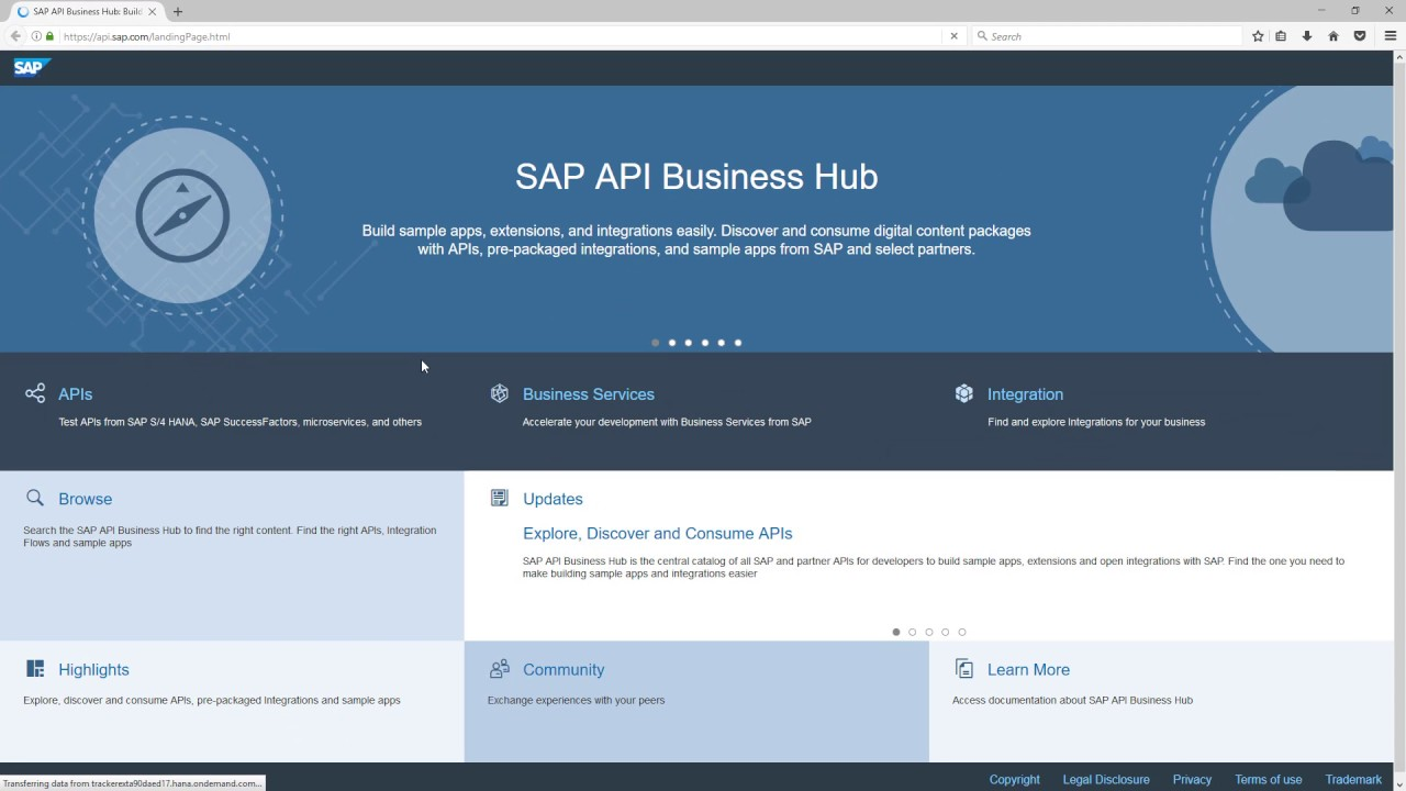 SAP Translation Hub – Consuming Services on SAP API Business Hub