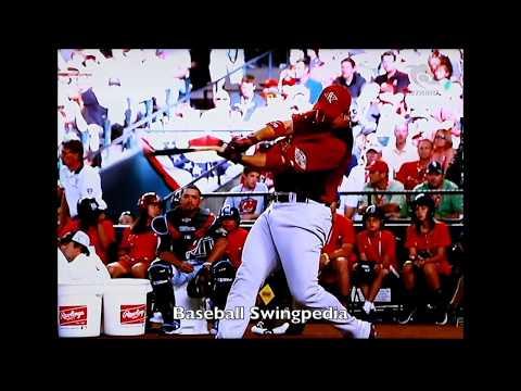 Adrian Gonzalez Home Run Swing Slow Motion 2011-1