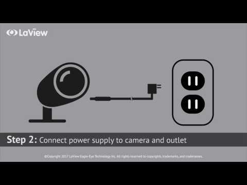 How to Setup WiFi cameras