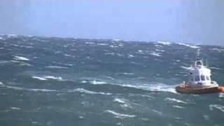 nordhavn 62 in trouble in the sea mediterranean 'ITALY'