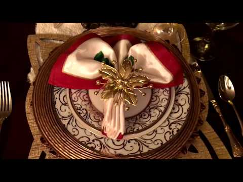 DIY Holiday Table Decorating Ideas... by Sonia