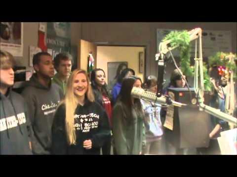 Charter Tech High School Performs on Lite Rock 96.9