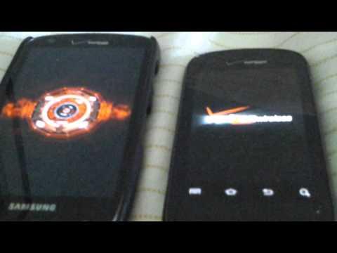 Samsung Droid Charge vs. Samsung Galaxy S 1