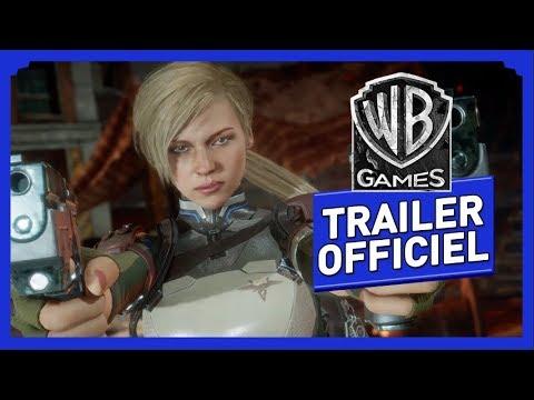 Mortal Kombat 11 - Découvrez Cassie Cage et Kano - Trailer de Gameplay thumbnail