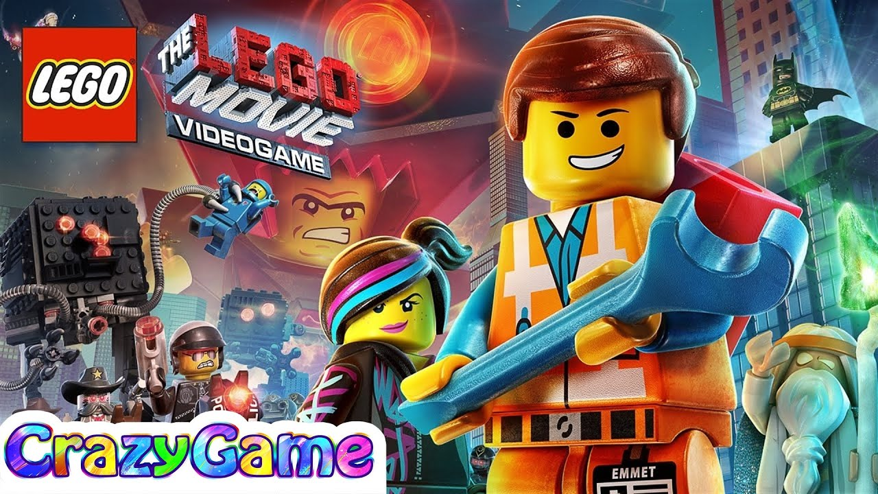 The #Lego Movie Full Game Freeplay - Best Lego Game for ...
