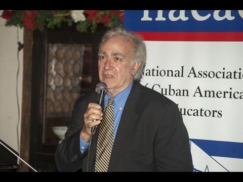 Carlos Eire - «¿Pero qué hace este cubano aquí? El reto de un académico cubano en USA»