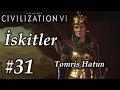 Savaş a Bir Kala   Civilization 6  İskitler   Scythia   B31