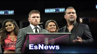 Canelo vs Chavez Jr Did 1 MIllion PPV Buys EsNews Boxing