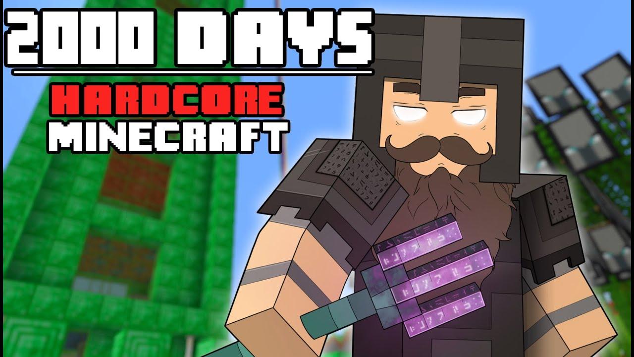 2000 Days  Hardcore Minecraft
