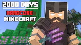 2000 Days - [Hardcore Minecraft]