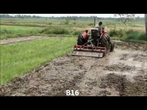 Howard Rotavator - YouTube