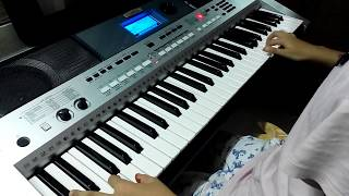 Ajeeb Dastan Hai Yeh, Cover on Keyboard by Harshvi
