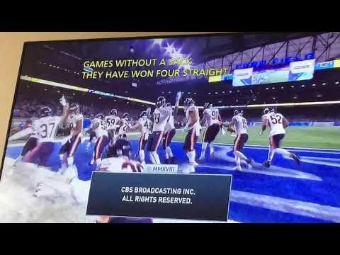 Chicago Bears Do Super Bowl Shuffle